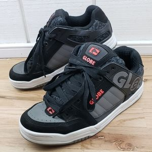 Globe Australia Tilt Black & Grey Skate Shoes Men'